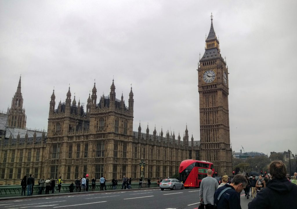 Big Ben & Palace of Westminster